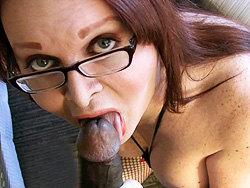 Wendy and eddie pov oral Naughty Wendy give suck a great black penish.